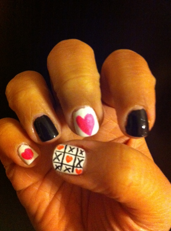 carrie nails