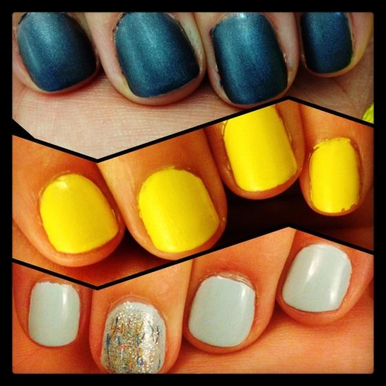 MKL nails feb 8