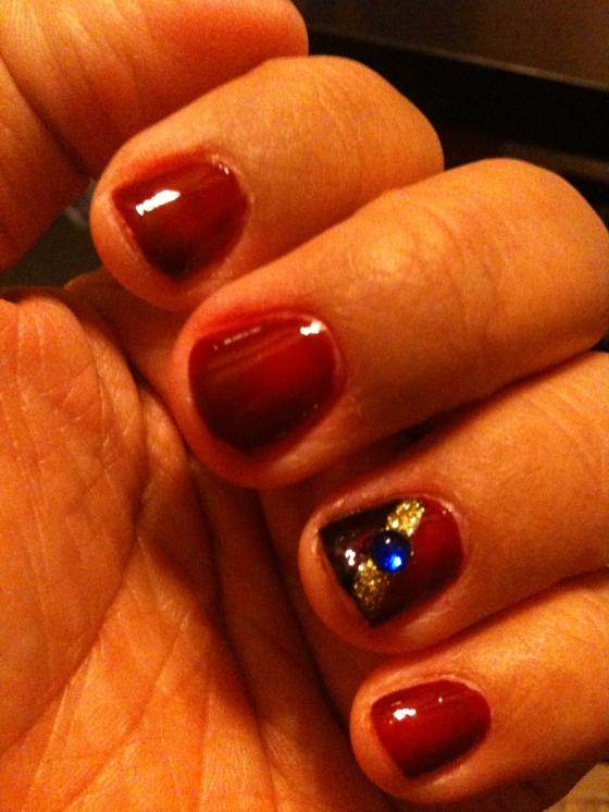 Tudor nails2