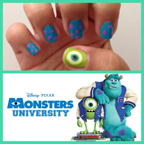 monstersu nails
